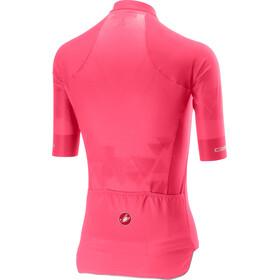 Castelli Aero PRO FZ Jersey Women pink